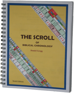 [Cover of the Scroll Charts (Sixth Edition) hardcopy book]